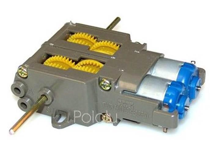 Tamiya 70097 Twin Motor Gearbox Kit Robot Gear Australia