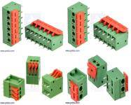 Thumbnail image for Terminal Blocks - Spring