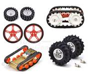 Thumbnail image for Wheels, Casters & Tracks