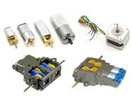 Motors & Gearboxes