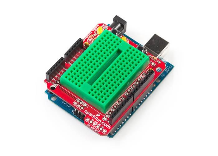 Arduino protoshield kit for uno board