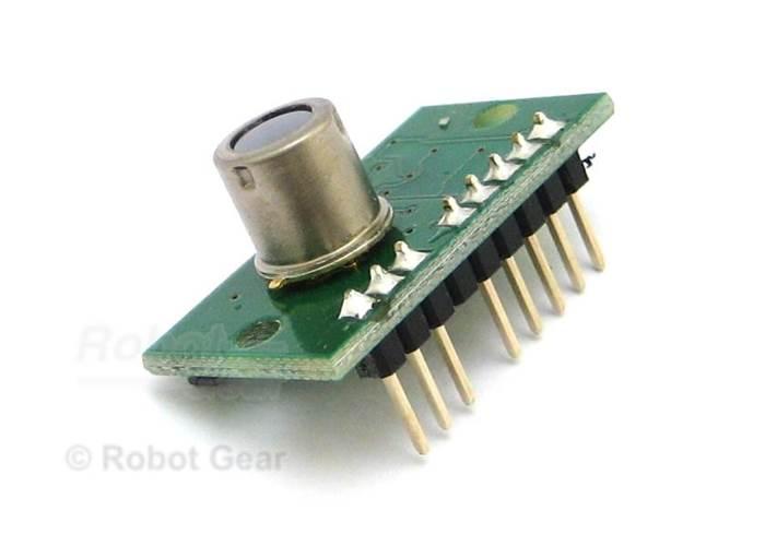 devantech tpa81 8x1 thermopile array infrared sensor
