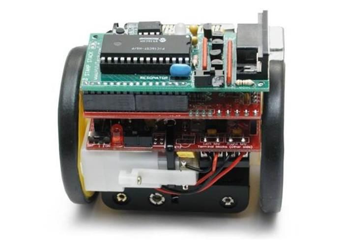 Solarbotics K SV Sumovore Mini Sumo Kit