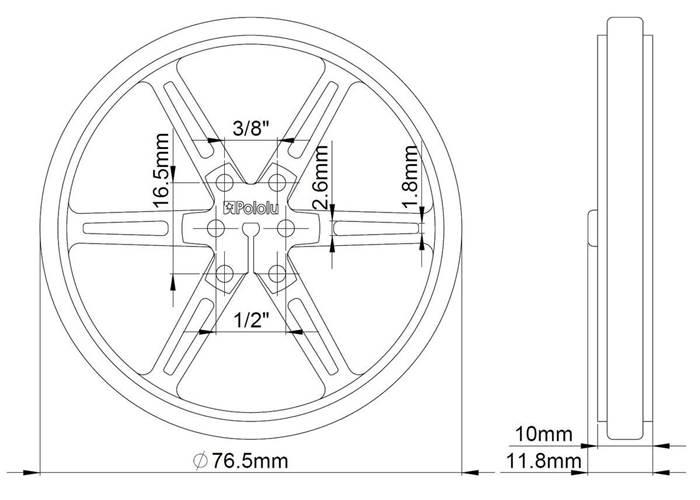 Tyre Sketch