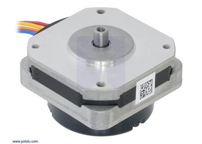Sanyo Pancake Stepper Motor With Encoder Bipolar 200