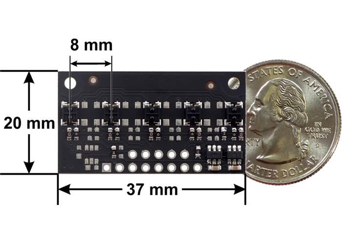 Darlington Phototransistor Type Light Control Switch Circuit Diagram