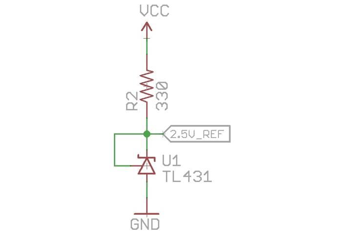 TL431 - Voltage Reference - Robot Gear Australia