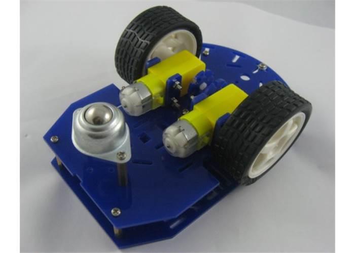 Magician chassis by dagu robot gear australia for Best dc motors for robots
