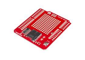 SparkFun microSD Shield