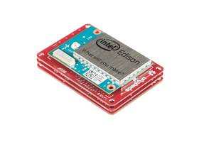 SparkFun Block for Intel® Edison - 9 Degrees of Freedom (5)