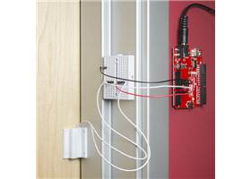 Magnetic Door Switch Set (4)