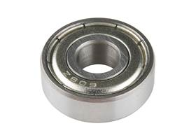 Ball Bearing - Non-Flanged (8mm Bore, 22mm OD, 2 Pack) (2)
