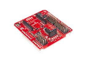 SparkFun Ludus Protoshield Wireless