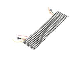 Flexible LED Matrix - WS2812B (8x32 Pixel) (2)