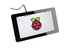 "Raspberry Pi LCD - 7"" Touchscreen (6)"