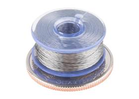 Smooth Thread Bobbin - 12m (Stainless Steel) (3)