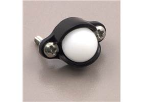 """Pololu ball caster with 3/8"""" plastic ball"""