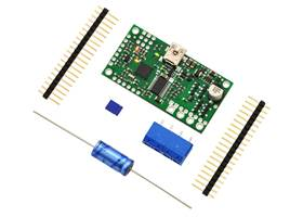 Simple Motor Controller 18v7, partial kit with included hardware
