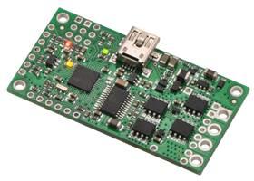 Simple High-Power Motor Controller 18v15 or 24v12