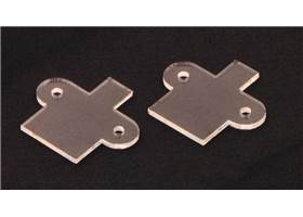 "Pololu 5"" round robot chassis RRC04A includes two spacers"