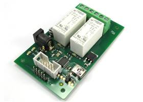 SCR02 - Intelligent Relay Controller