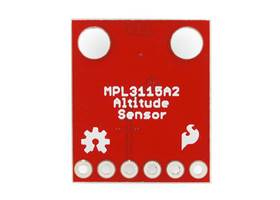 MPL3115A2 Altitude - Pressure Sensor Breakout - bottom