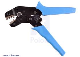 Crimping tool: 0.1-1.0 mm² capacity, 16-28 AWG (1)