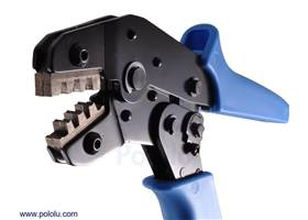 Crimping tool: 0.1-1.0 mm² capacity, 16-28 AWG (2) (2)