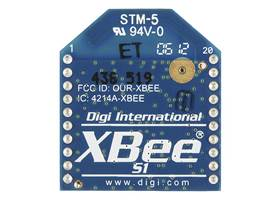 XBee 1mW Trace Antenna - Series 1 - top view