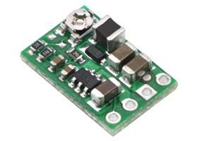Pololu step-down voltage regulator D24VxAxx