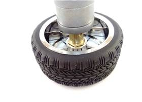 Sports Wheels 65mm - with hub and motor