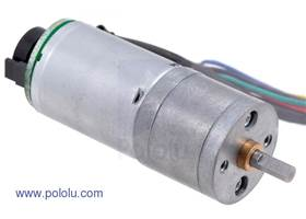 25D mm metal gearmotor with 48 CPR encoder (2)