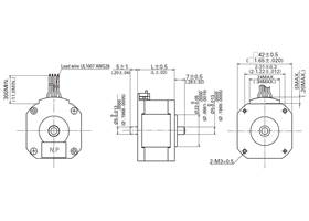 4258 Sanyo Pancake Stepper Motor Bipolar 200 Steps Rev 42 11 6mm 3 5V 1 A Phase together with Ac Servo Motor moreover Fanuc Wiring Diagrams together with Nema 34 Stepper Motor Wiring Connection Diagrams also A3952s Dc Servo Motor Controller Circuit Diagram. on cnc servo motors wiring diagram