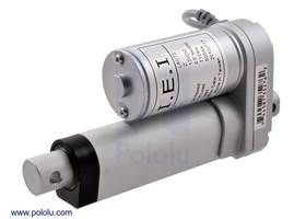 "Concentric linear actuator with 2"" stroke (LACT2)"