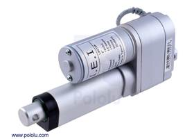 "Concentric linear actuator with feedback and 2"" stroke (LACT2P)"