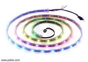 Addressable RGB 60-LED Strip, 5V, 2m (WS2812B)