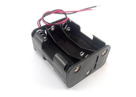Battery Holder - 6 x AA Cube