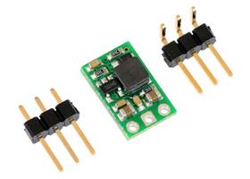 Pololu step-up voltage regulator U3V12Fx - whats included