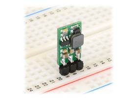Pololu step-up voltage regulator U3V12Fx - in a breadboard again