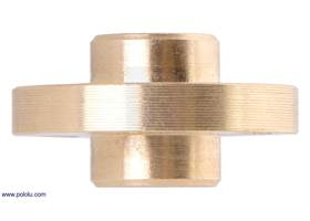 Side view of the Traveling Nut for TR8x8(P2) Threaded Rod