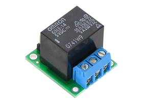Pololu basic SPDT relay carrier with 12 VDC relay