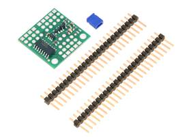 Pololu 4-Channel RC Servo Multiplexer (Partial Kit) with included hardware