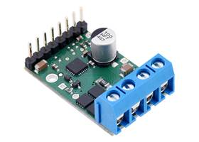 Pololu G2 High-Power Motor Driver 18v17 or 24v13 assembled with headers and terminal blocks