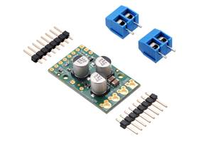 Pololu G2 High-Power Motor Driver 18v25 or 24v21 with included hardware