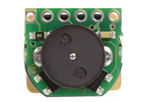 Magnetic Encoder Kit for Micro Metal Gearmotors assembled on a micro metal gearmotor with extended motor shaft (2) (2)
