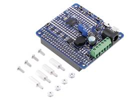 A-Star 32U4 Robot Controller LV with Raspberry Pi Bridge with included hardware