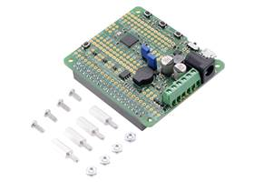 A-Star 32U4 Robot Controller SV with Raspberry Pi Bridge with included hardware