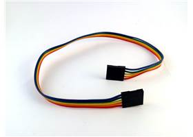 5 Pin cable with Female ends 30cm