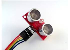 5 Pin cable with SRF08 sensor