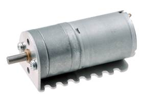 Pololu 25D mm gearmotor with bracket